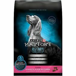 Purina Pro Plan Dry Dog Food, Focus, Adult Sensitive Skin &