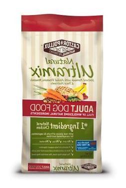 Natural Ultramix Adult Dry Dog Food, 15-pound