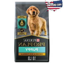 Purina Pro Plan Focus Chicken & Rice Formula Dry Puppy Food