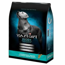 Purina Pro Plan Focus Weight Management Large Breed Formula