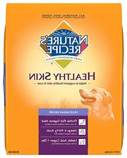 Nature's Recipe Healthy Skin Dry Dog Food, Vegetarian Recipe