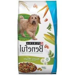 Beneful Dry Dog Food, Healthy Weight with Real Chicken, 40 l