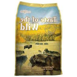 Taste Of The Wild Dry Dog Food Hi Prairie Canine Formula Roa
