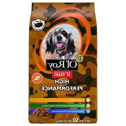 Ol' Roy High Performance Dry Dog Food, 50 Lb