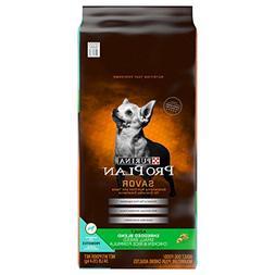 Purina Pro Plan Dry Dog Food, Savor, Shredded Blend Adult Sm