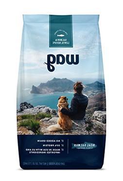 Wag Dry Dog Food Salmon & Lentil Recipe