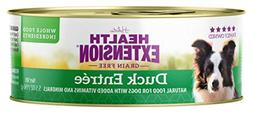 Health Extension Grain Free Duck Entree 5.5-ounces, Case of