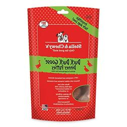 Stella & Chewy's Duck Duck Goose Freeze Dried Dog Food Dinne