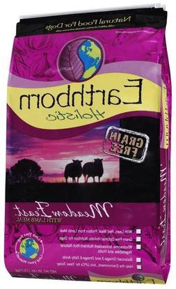 Earthborn Holistic Meadow Feast Grain Free Lamb Dry Dog Food