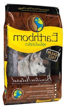 Earthborn Holistic Primitive Natural Grain-Free Dry Dog Food