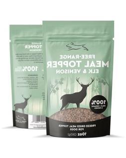Emmy's Best Freeze Dried Dog Food Topper - Dehydrated Raw Do