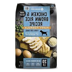 Member's Mark Exceed Dry Puppy Food, Chicken & Rice