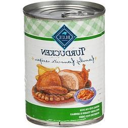 Blue Buffalo Family Favorite Recipes Turducken Adult Canned