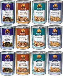 Weruva 14oz Favorites Variety Canned Dog Food, 12 Pack