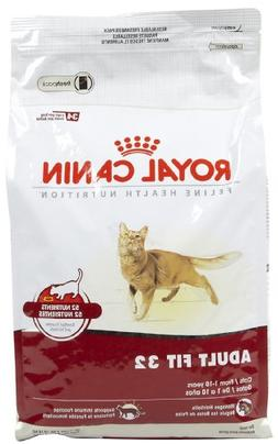 Royal Canin Feline Nutrition Adult Fit 32 - 15 lb