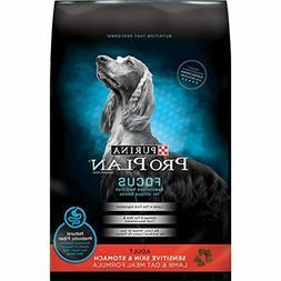 Purina Pro Plan Focus Sensitive Skin & Stomach Lamb & Oat Ad