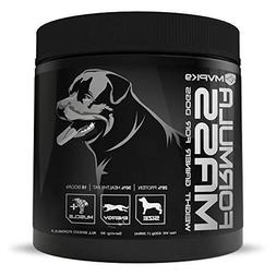 MVP K9 Formula Mass Weight Gainer for Dogs - Helps Promote H