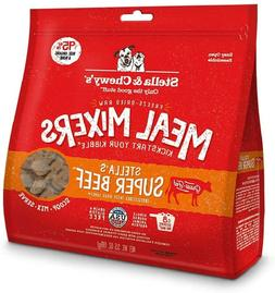 Stella & Chewy's Freeze-Dried Raw Super Beef Meal Mixers Dog