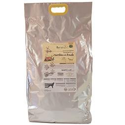 Alpha Dog Series Fresh Dry Dog Food with Premium Duck and Sa