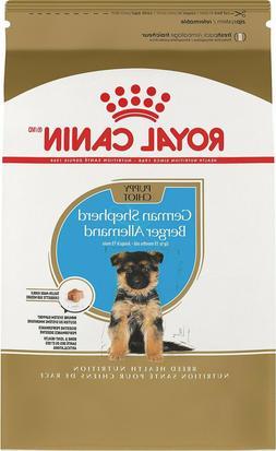 Royal Canin German Shepherd Puppy Dry Dog Food, 30-lb bag