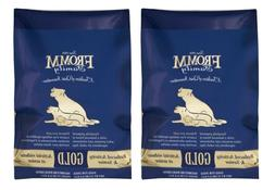 Fromm Gold Senior 15 lb Grain Free Dry Dog Food - TWO 15 lb