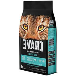 Crave Grain Free with Protein from Salmon & Ocean Fish Dry A