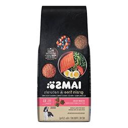 Iams Grain Free Naturals Adult With Salmon and Red Lentils D