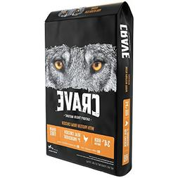 Crave Grain Free with Protein from Chicken Dry Adult Dog Foo