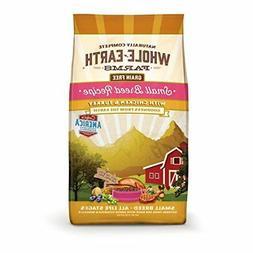 Whole Earth Farms Grain Free Small Breed Chicken & Turkey Re