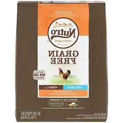 Nutro Grain Free Large Breed Adult Farm-Raised Chicken, Lent