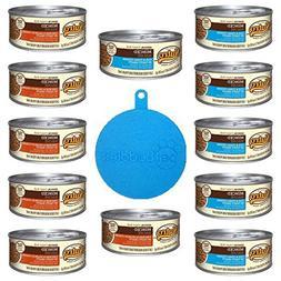 Nutro Grain Free Canned Senior Minced Cat Food 2 Flavor Vari