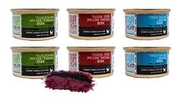 I and love and you Grain Free Cat Food 3 Flavor 6 Can Bundle