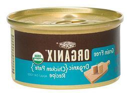 Castor & Pollux Organix Grain Free Adult Cat Food Organic Ch