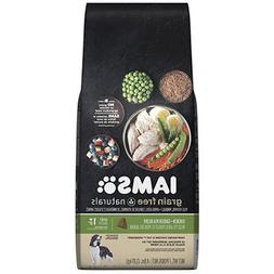 IAMS Grain Free Naturals Adult Chicken and Garden Pea Recipe
