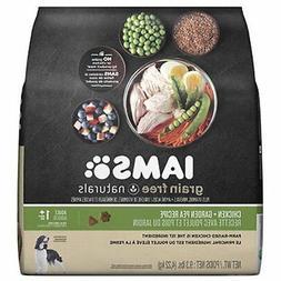 Iams Grain Free Naturals Adult Chicken and Garden Pea Recipe