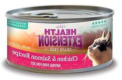 Health Extension Grain Free Grain Free Chicken & Salmon for