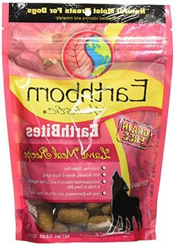 Earthbites Grain-Free Dog Treats Lamb Meal Recipe, 7.5 Ounce