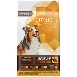 Holistic Select Natural Grain Free Dry Dog Food, Rabbit & La