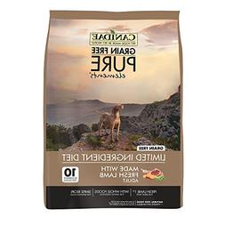 CANIDAE Grain Free PURE Elements Dog Dry Formula with Fresh