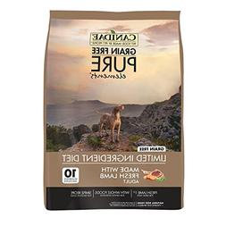 Canidae Grain Free Pure Elements Adult Dog Food, 4 lbs.