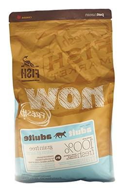 Now Fresh Grain Free Fish Adult Recipe Cat Food - 4lb