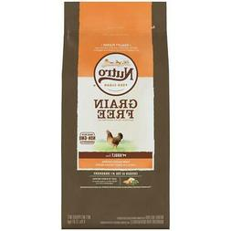 Nutro Grain Free Adult Farm-Raised Chicken, Lentils and Swee