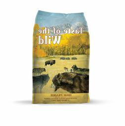 Taste of The Wild Grain Free High Protein Dry Dog Food, Biso