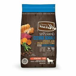 Merrick Grain-Free Large Breed Adult Dry Dog Food, 10 lb