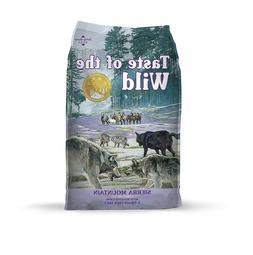 Taste of The Wild Grain Free Premium High Protein Dry Dog Fo