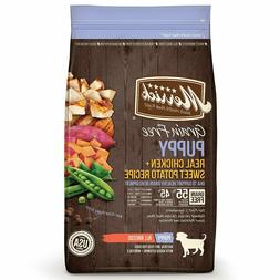 Merrick Grain Free Real Chicken Puppy Food, 25 lbs.