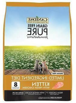 grain free pure foundations kitten food