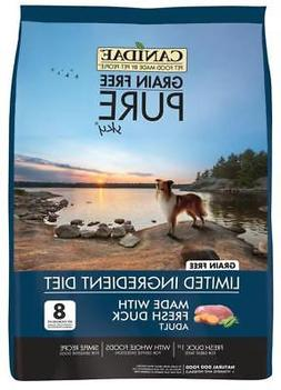 Canidae Grain Free PURE Sky with Fresh Duck Dry Dog Food