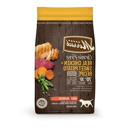 Merrick Grain Free Real Chicken & Sweet Potato Dog Food