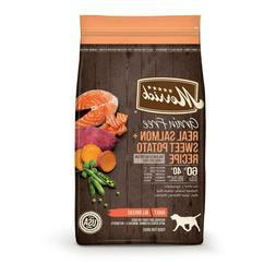 Merrick Grain Free Real Salmon & Sweet Potato Dog Food
